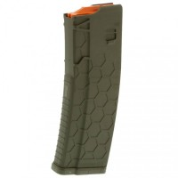 Hexmag Series 2 OD Green AR 15 .223/5.56 10/30 10 Round Blocked Mag