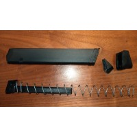 RWB Glock .40 S&W 10/31 10Rd or 15/31 15Rd Blocked Magazine