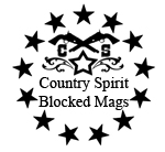 Country Spirit Blocked Mags